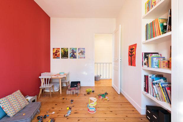 Modern Kinderzimmer By Busca Architecture