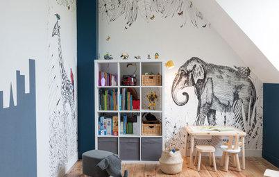 11 astuces rangement pour optimiser une chambre d'enfant