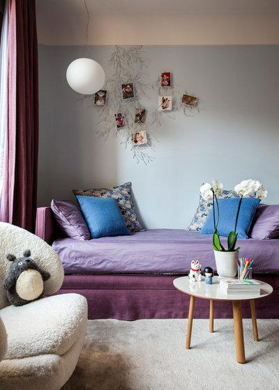 Quelle couleur choisir pour des murs de chambre d 39 enfant for Quelle couleur pour une chambre parentale
