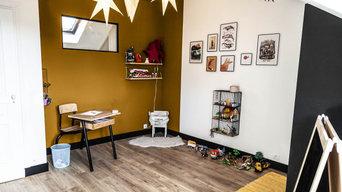 création chambres d'enfants