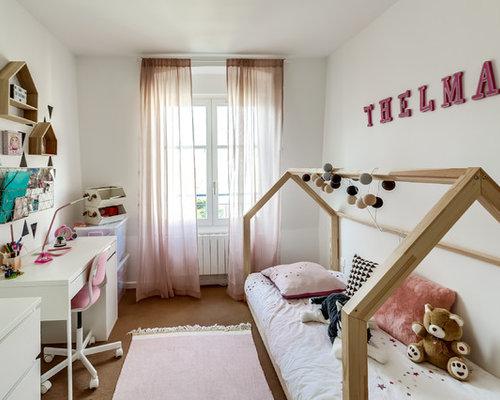 Chambre de fille de 4 à 10 ans : Photos et idées déco de chambres de ...
