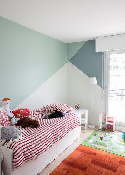 Contemporary Kids by Architecte d'intérieur - Marion Dériot
