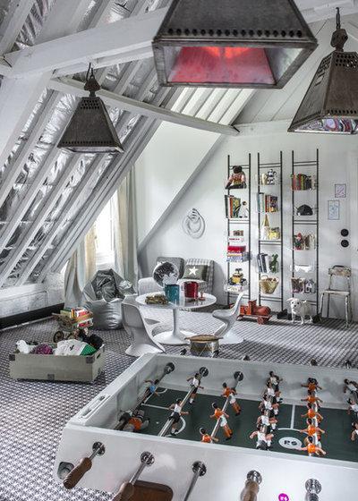 Éclectique Chambre d'Enfant by d.mesure - Elodie Sire