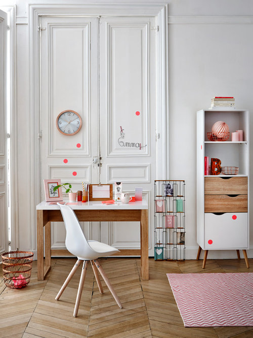 Chambre d 39 ado scandinave photos et id es d co de for Decoration chambre d enfant