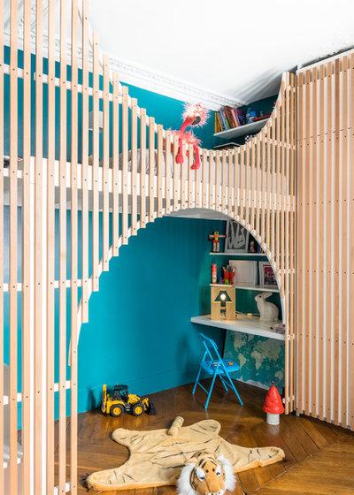 Современный Детская by mama architectes