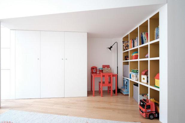 Chambre d'Enfant by SHK Architecture & Intérieurs