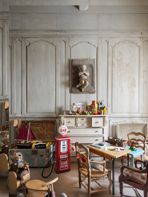 salle de jeux d 39 enfant campagne photos et id es d co de salles de jeux d 39 enfant. Black Bedroom Furniture Sets. Home Design Ideas