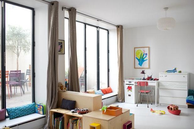 contemporain chambre denfant by agns agns architecture - Rangement Chambre D Enfant