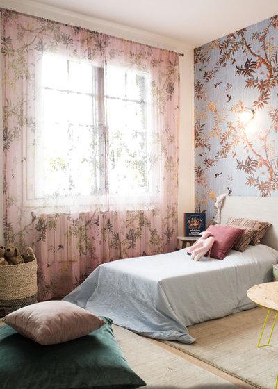 chambre d 39 enfant de la semaine chez zo le bleu est f minin. Black Bedroom Furniture Sets. Home Design Ideas