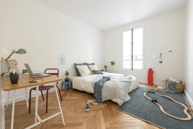 Kinderzimmer by Cécile Humbert - Design d'intérieur