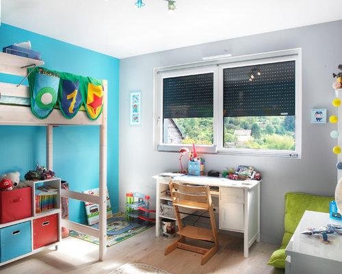1 824 photos de chambres denfant avec un mur multicolore - Chambre Multicolore Fille