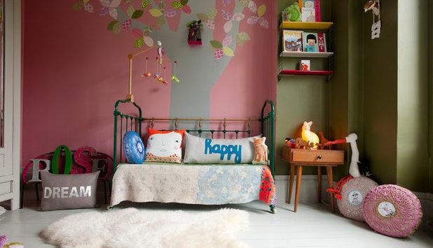 Contemporain Chambre d'Enfant by Carole Dugelay, Architecture Intérieure-Décoration