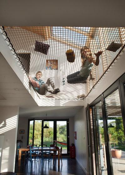 Contemporain Chambre d'Enfant by POLY RYTHMIC ARCHITECTURE