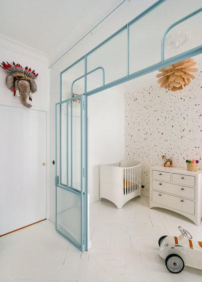 Scandinave Chambre d'Enfant by Charlotte Fequet