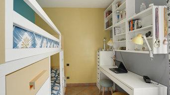 Optimisation d'une chambre d'enfant