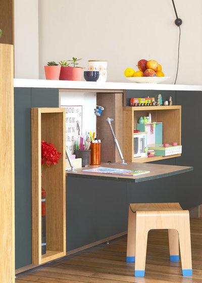 Indretning: Indret børnenes værelse udfra et univers af leg
