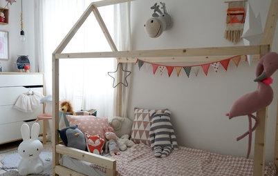 DIY : Fabriquer un lit-cabane pour enfant