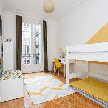 Rénovation avenue Théophile Gauthier - Paris