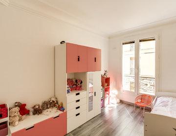Rénovation complète appartement parisien