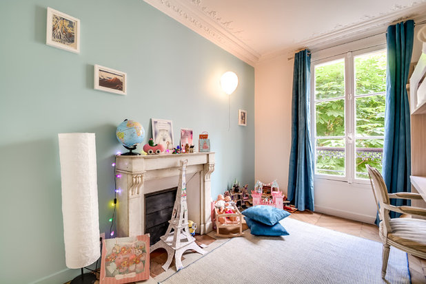 Scandinave Chambre d'Enfant by Gommez-Vaëz Architecte