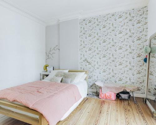 Chambre d\'ado scandinave : Photos et idées déco de chambres d\'ado