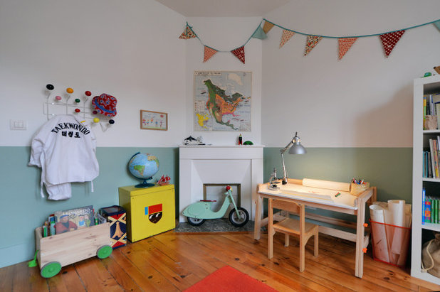 Scandinave Chambre d'Enfant by Vicenzidesign