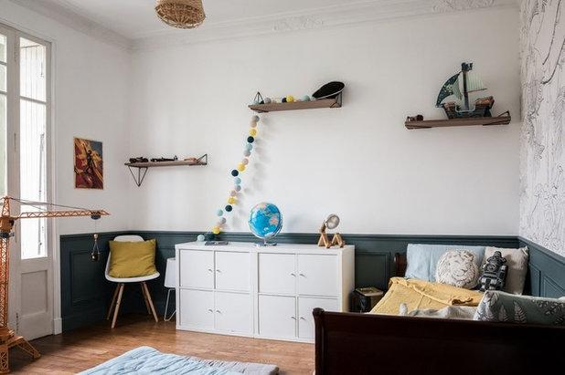 Scandinave Chambre d'Enfant by Atelier Devergne