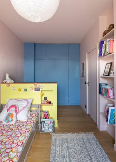 Contemporain Chambre d'Enfant by ARCHIPELLES