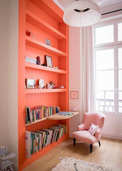 Modern Kinderzimmer by Agence Véronique Cotrel