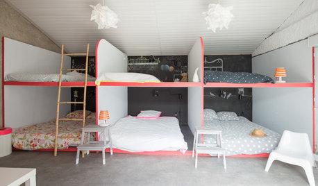 17 dortoirs font rêver les plus petits pendant les vacances