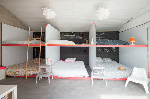 Contemporain Chambre d'Enfant by Jours & Nuits