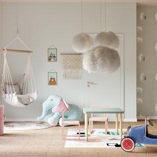 Skandinavisches Kinderzimmer in Brüssel