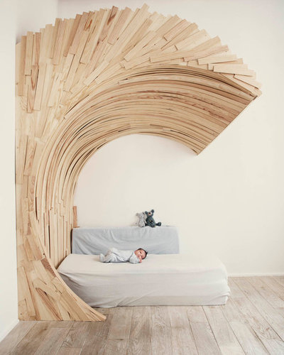 Contemporain Chambre d'Enfant by 37.2 architecture