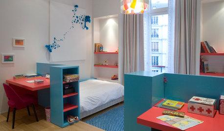 Cómo montar una zona de estudio en casa en un cuarto compartido