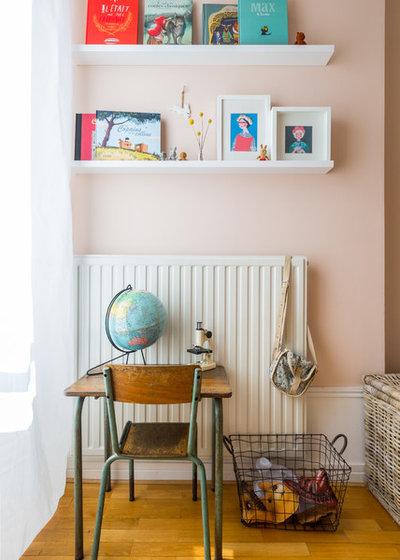 Scandinave Chambre d'Enfant by Aurélien Vivier