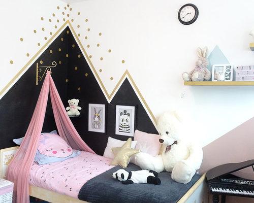 Chambre de fille scandinave : Photos et idées déco de chambres de ...