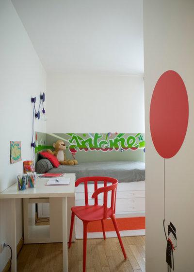 Éclectique Chambre d'Enfant by Delphine Guyart Design