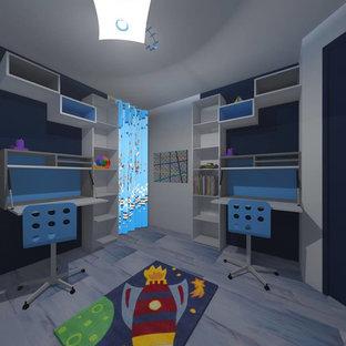 Une chambre pour deux garçons