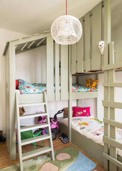 Неоклассика Детская by Marie-Nolle Couron, Design d'intrieur