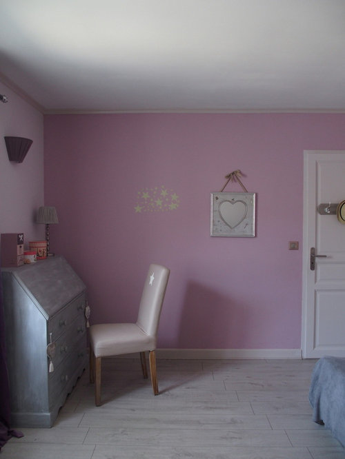 Kids 39 room design ideas remodels photos with laminate for Pink laminate flooring