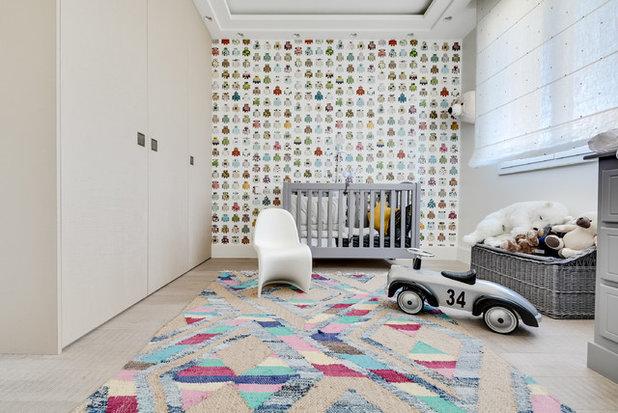Skandinavisch Babyzimmer by LA MAISON BINEAU