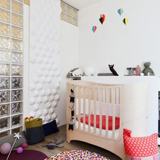 Contemporary Nursery by a-sh