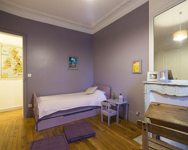 Contemporain Chambre de Bébé by Caroline Wiart Studio
