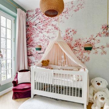 Appartement parisien 17eme P. Delormes