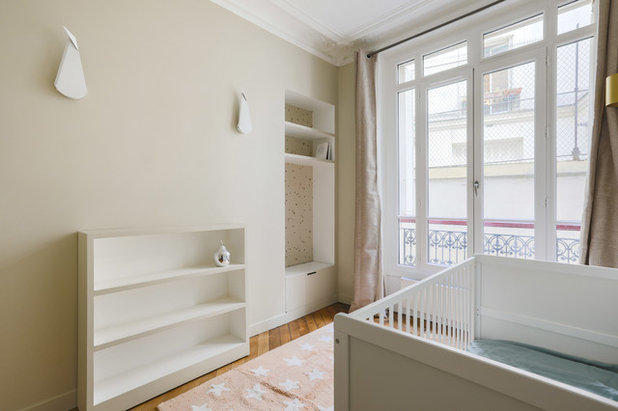 Contemporain Chambre de Bébé by ATELIER FB