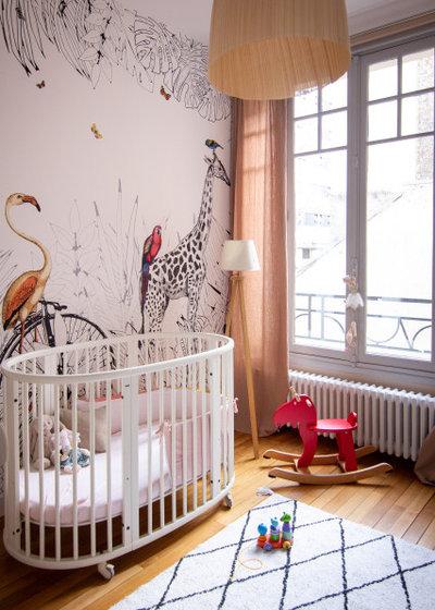 Современный Комната для малыша by Emmanuelle Gain Interior Design Studio