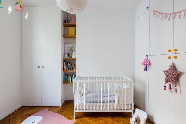 Contemporain Chambre de Bébé by Mon Plan d'Appart