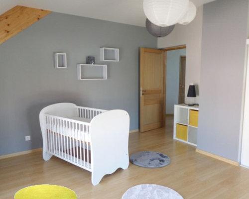 Gro e skandinavische babyzimmer ideen design bilder houzz - Babyzimmer skandinavisch ...
