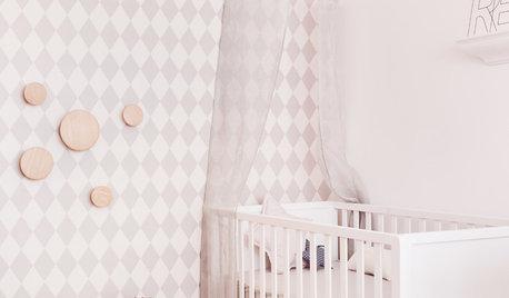 Babys schönster Traum? Ein Zimmer, ganz hell und in Pastell