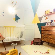 Chambre d\'enfant Vintage - Mid-Century - Babyzimmer ...